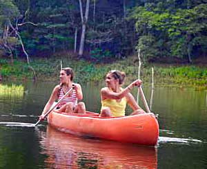 Guided Wildlife Canoeing tour