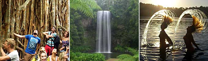 Explore Cairns & the Atherton Tablelands