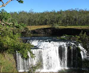 Millstream Falls, Ravenshoe