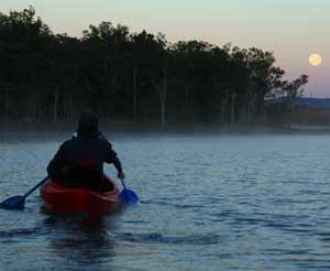 Night Canoeing Tour