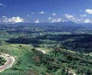 Millaa Millaa Lookout, Atherton Tablelands
