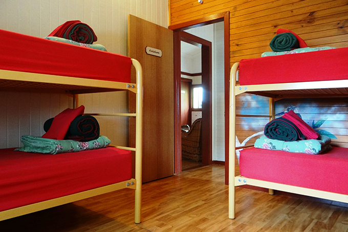 OTW dorm rooms - Yungaburra Accommodation