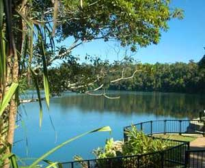 Lake Eacham, Atherton Tablelands