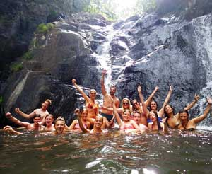 waterfalls tours from Cairns